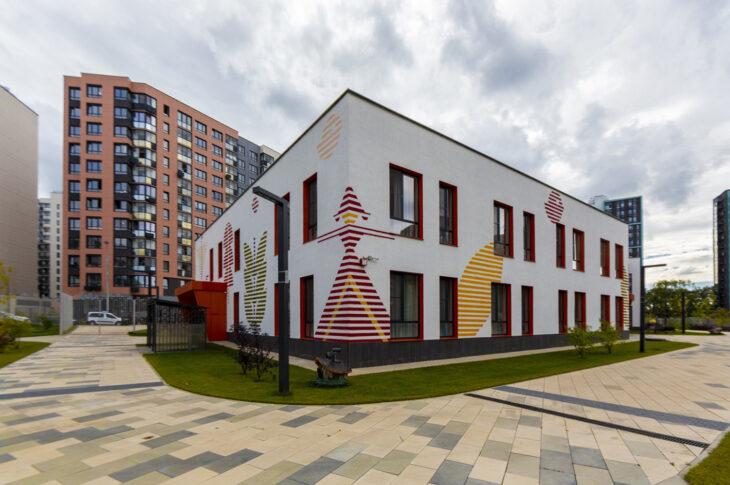 Детский сад в Коммунарке признан лучшим проектом в ТиНАО