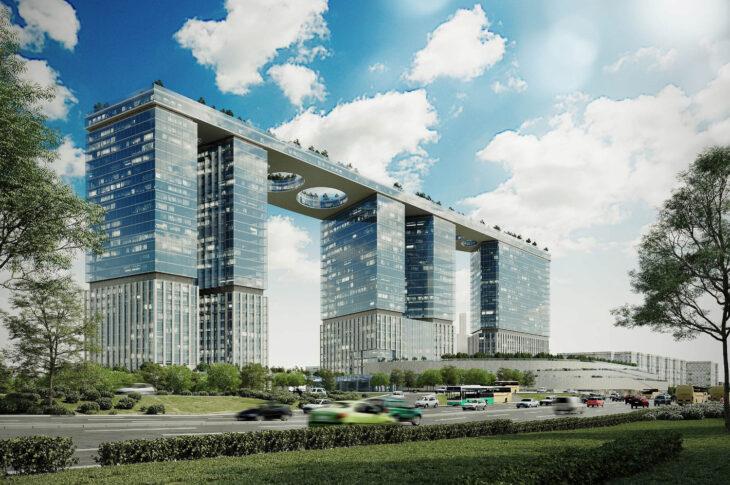 Три башни: проект, который, возможно, останется на бумаге