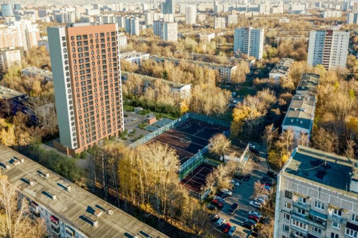 Первый переезд по реновации в Зюзине начнется в октябре