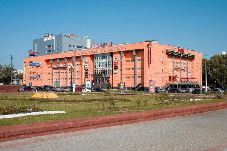 ТРЦ «Аквилон» в Орехово-Зуеве будет продан на аукционе
