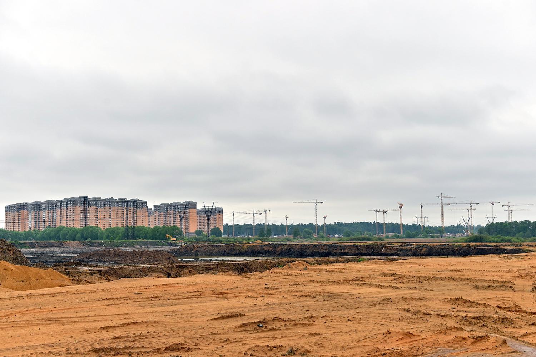 Количество жилья и людей должно быть скоординировано с инфраструктурой