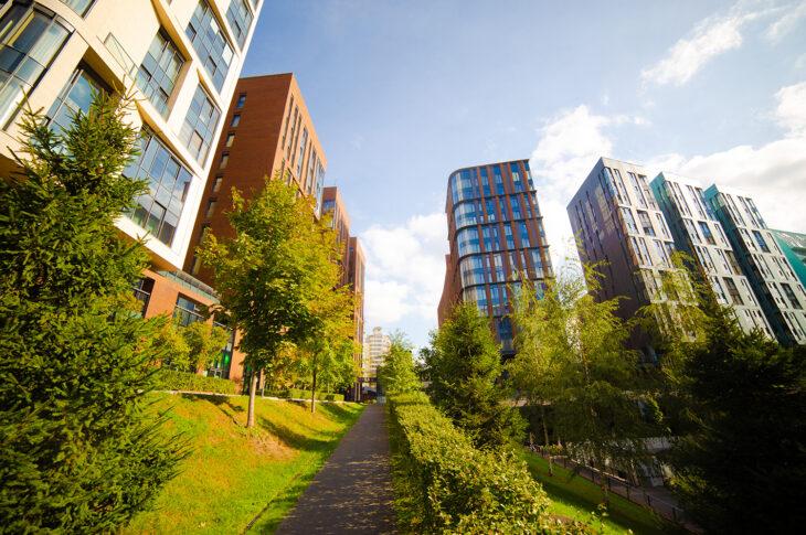 В 2021 удвоился запуск новых проектов жилья, чем в 2020