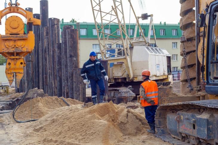 Началось строительство жилого комплекса Level Нагатинская