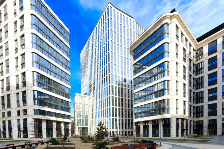 Один из крупнейших гибких офисов столицы откроется на Ленинградке
