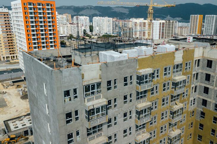 Началась выдача ключей от квартир в корпусе 2А проекта «Черноморский-2»