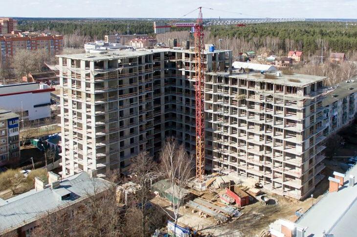 Проблемный ЖК «Диалект» в округе города Мытищи достроят в 2023