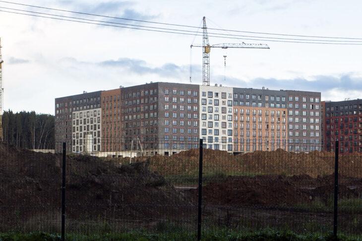 Начались продажи квартир в корпусе 1.1 проекта «Середневский лес», принадлежащему «ПИК»