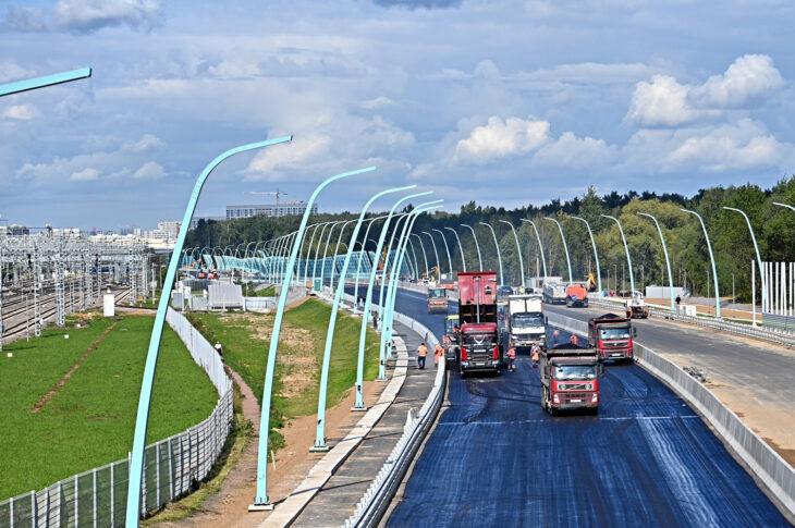 «Автодор» приступит к проектированию новых развязок на ЦКАД в 2022 году