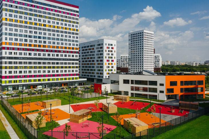 В ЖК Green Park построят детский сад на 215 мест