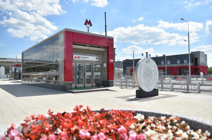 Продление метро в Коммунарку стало катализатором комплексного развития территорий