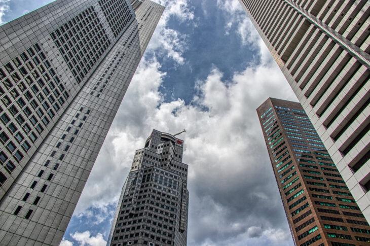 Эксперимент: сейсмоопасную территорию решили застроить небоскребами