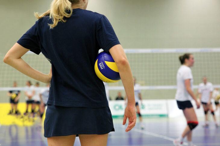 Спорткомплекс для волейбольной школы «Ника» построят в 2022 году