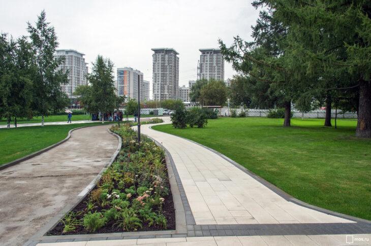 Проект «Суперпарк Яуза» объединит парковые территории у реки в зону отдыха