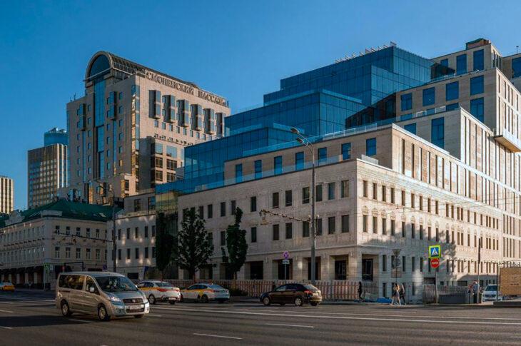 В МФК «Смоленский Пассаж 2» откроет кинотеатр сеть «Пять звезд»