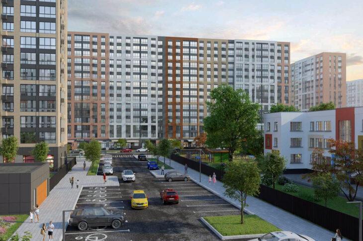 22 млрд девелопер ФСК вложит в новый ЖК в северном округе Москвы