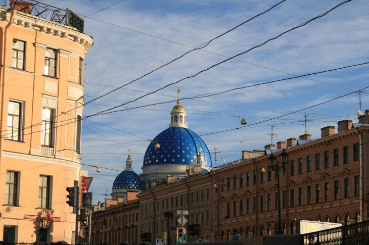 «Дом.рф» выставил на торги имущественный комплекс в центре Санкт-Петербурга