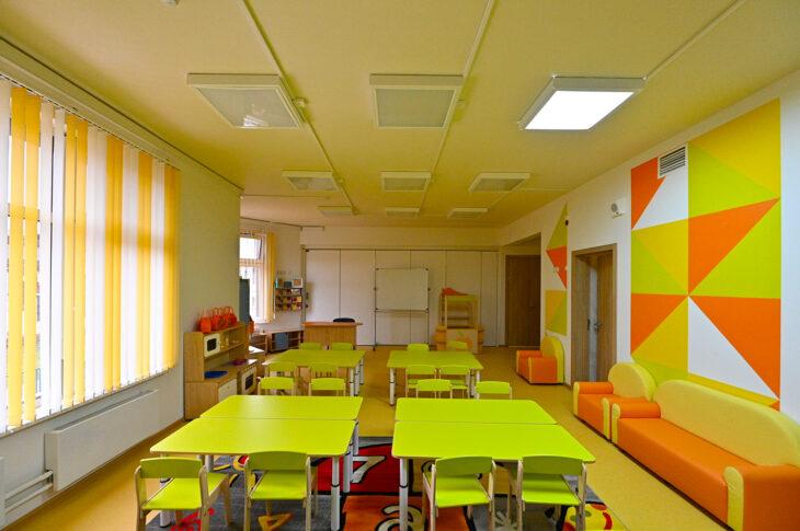 Детские сады в районах Марфино и Коптево построят за счет инвестора
