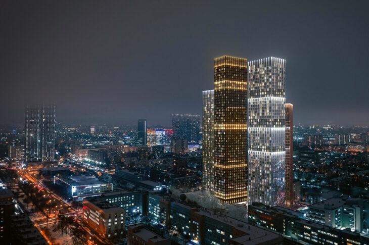 Antteq выбрана генподрядчиком строительства жилого комплекса Symphony 34