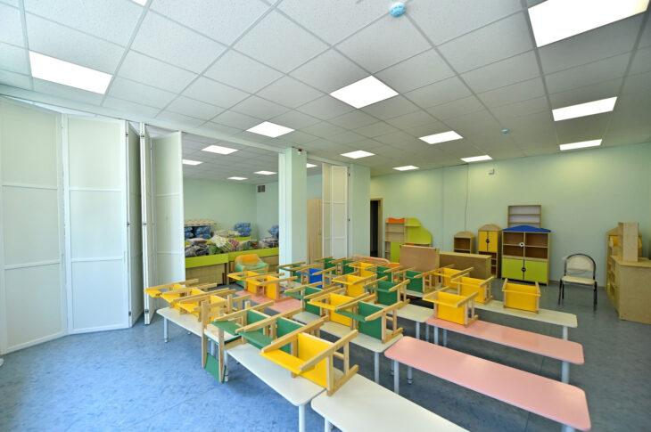 В Новой Москве поставлены на учет три объекта образования