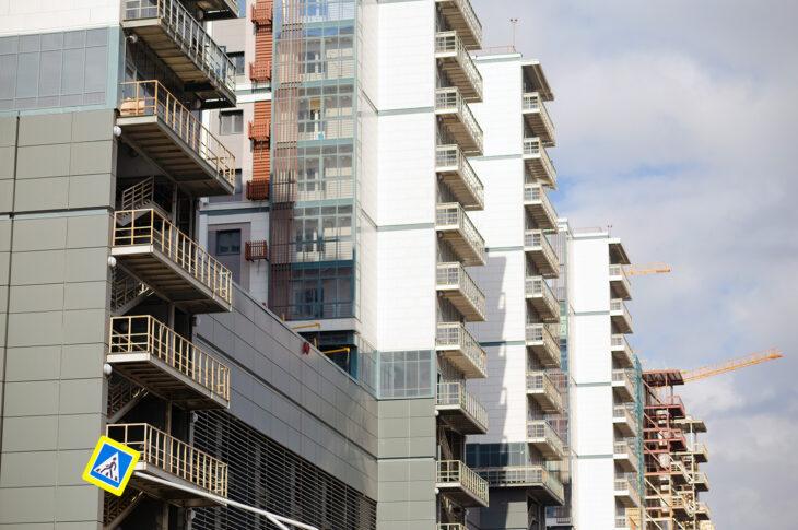 Сбербанк считает, что переход на эскроу ускорил строительство на 30%