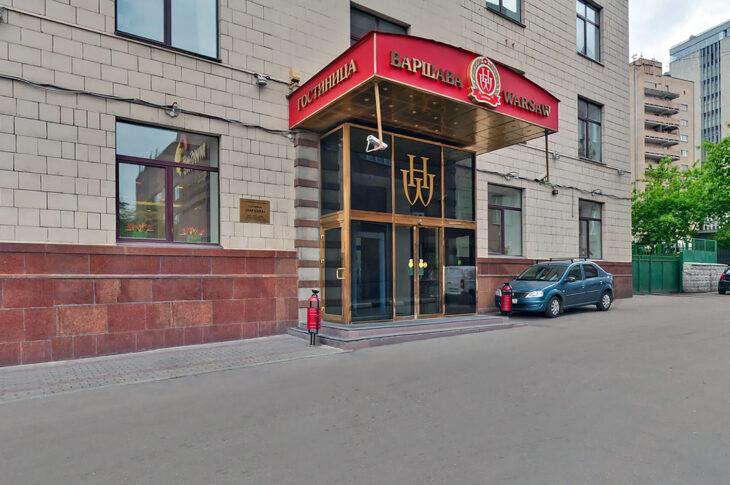Gravion Group перестроит отель под апартаменты