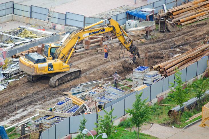Промзону Выхино реорганизуют в рамках проекта «Индустриальные кварталы»