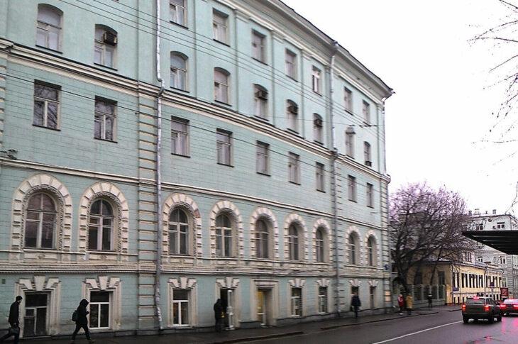 Здание издательства «Художественная литература» уйдет с молотка