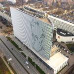 Проект бизнес-центра на Проспекте Вернадского признали лучшим в мире