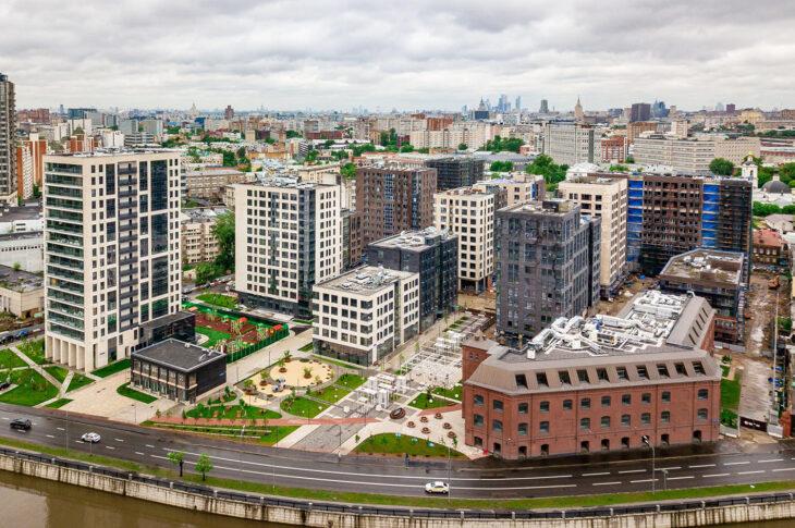 В ЖК «Резиденции архитекторов» собственникам переданы все квартиры