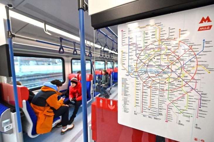 Северо-восточный участок БКЛ метро готов на три четверти