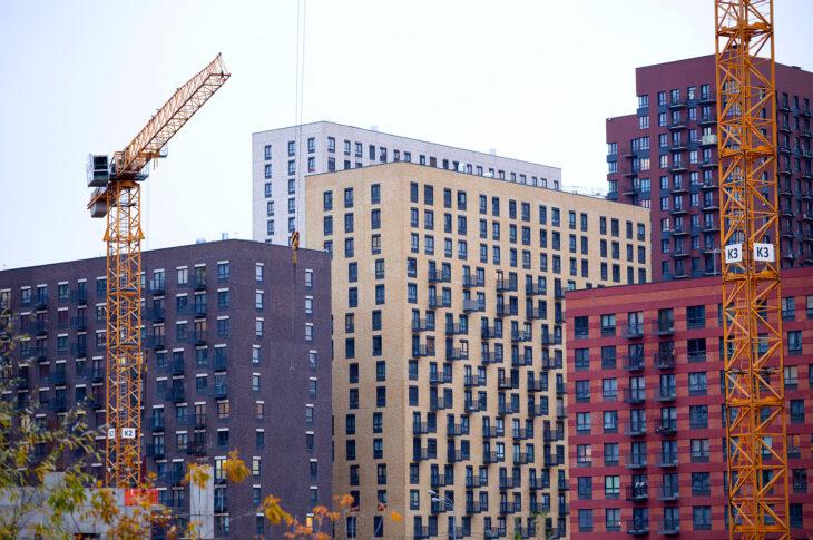 В СВАО введено в эксплуатацию свыше 700 тысяч «квадратов» недвижимости