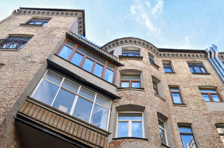 Более 20 жилых домов в стиле модерн отремонтировали в Москве