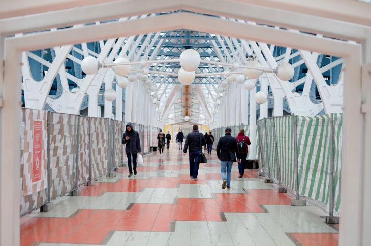 Привокзальную территорию станции «Домодедово» благоустроят