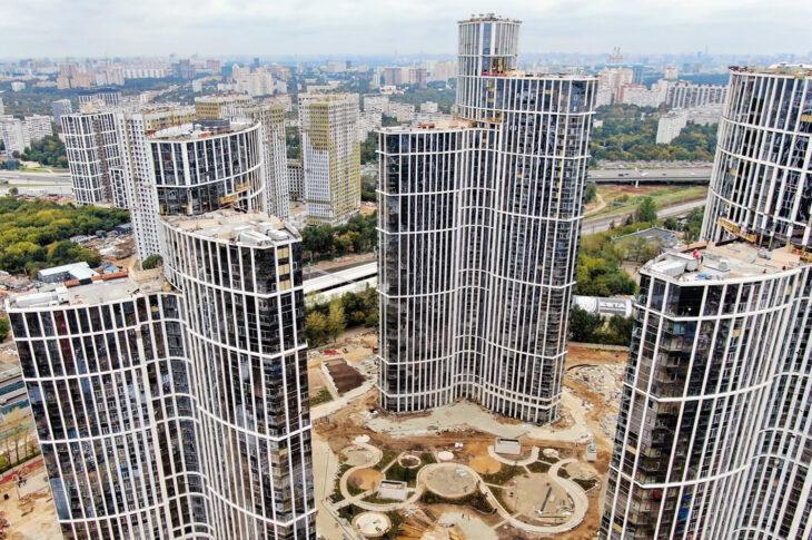 Группа «Эталон» за 9 месяцев увеличила продажи недвижимости на 11%