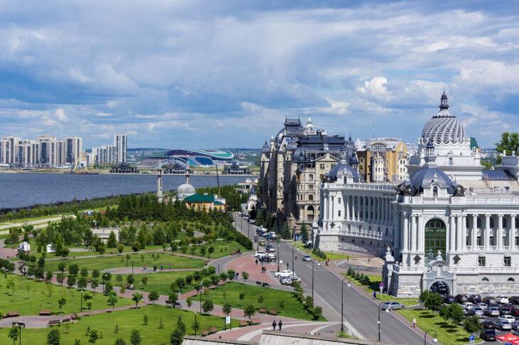 Финалисты архитектурной биеннале исследовали Казань