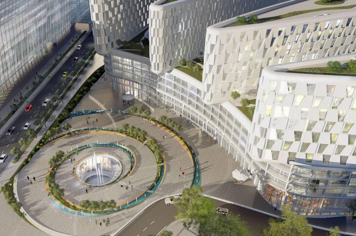 «Флэт и Ко» построит у Киевского вокзала МФК с апартаментами
