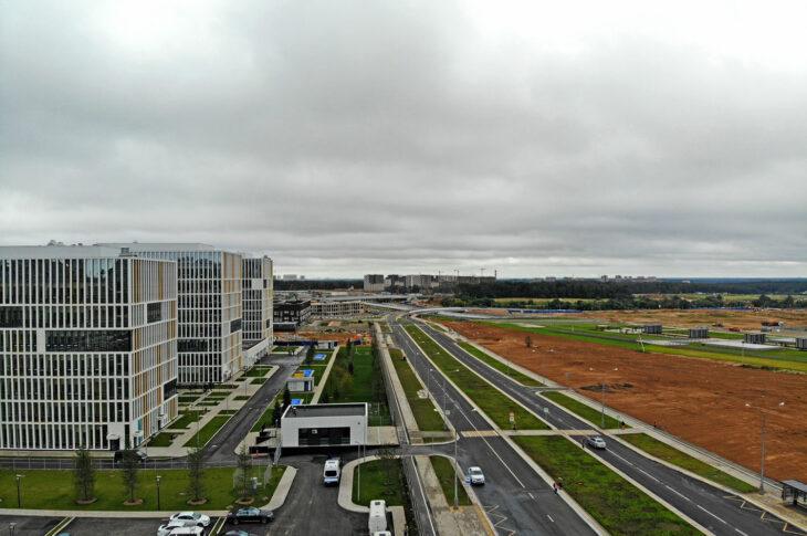 По итогам торгов появится возможность построить 10 МФК в ТиНАО