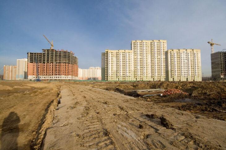 Более 12 га земли выделено в Коммунарке для строительства