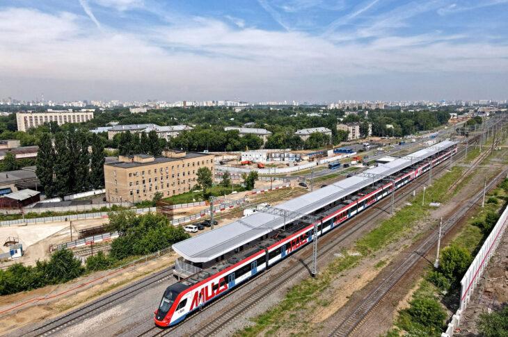Утвержден проект благоустройства территории у станций метро МЦД-2