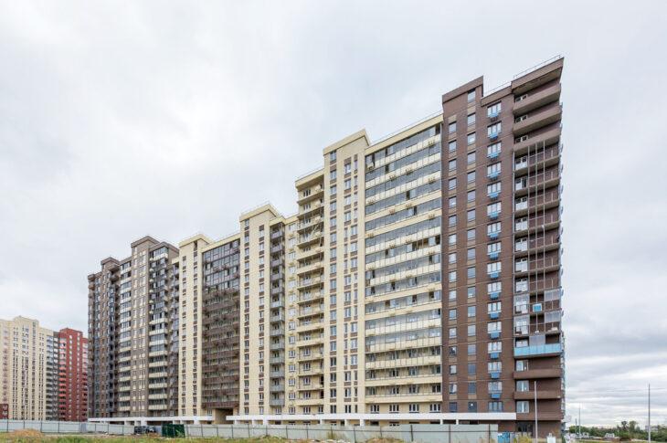 Начались продажи в новом корпусе жилого комплекса «Люберцы»