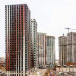 На юго-востоке города появились семь жилых небоскребов