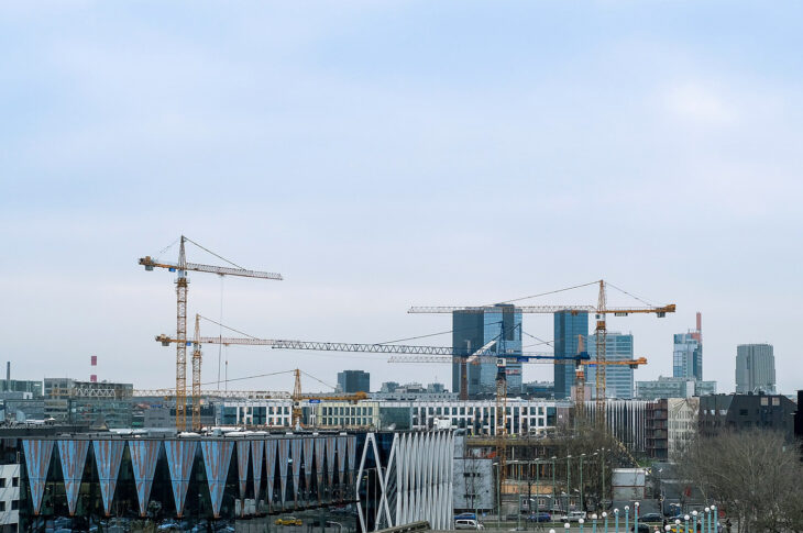 Минстрой одобрил еще 4 проекта для льготного кредитования строительства