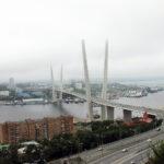 Более 150 млн рублей выделили на ремонт Русского моста после ледяного дождя