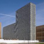 В ЖК «Мякинино парк» построили два дома на 1056 квартир