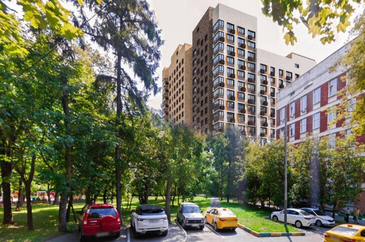 Дом на Новочеремушкинской полностью расселили по программе реновации
