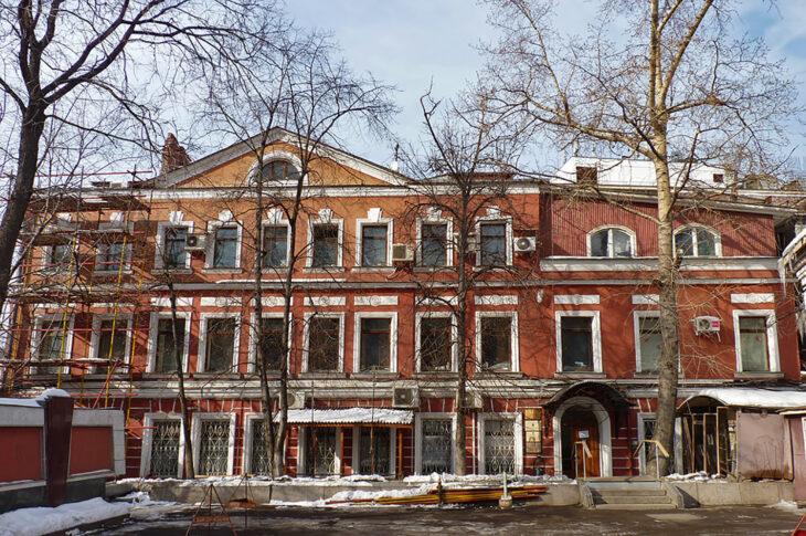 Исторический особняк Одоевских-Черкасских ушел с молотка