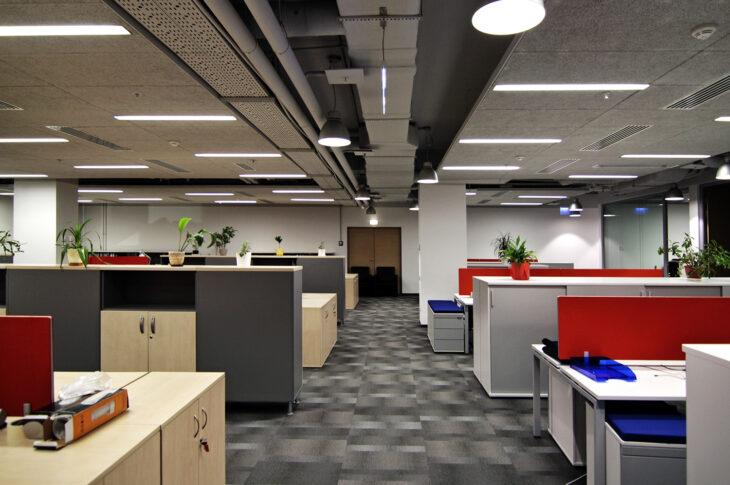 Центр фирменного транспортного обслуживания арендовал офис на Курской