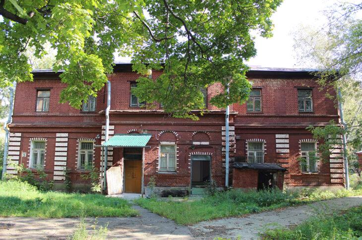 Sminex реставрирует 4 здания в Орлово-Давыдовском переулке