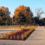 ГК «Гранель» благоустроила парк у ЖК «Бригантина»