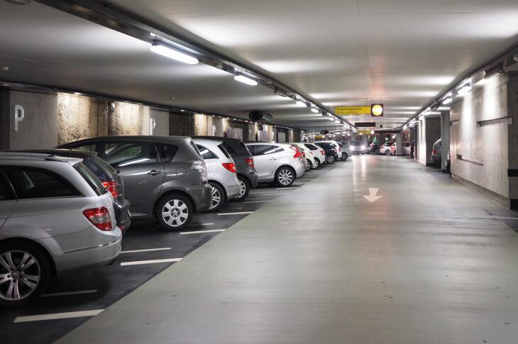 В ЖК «Испанские кварталы» построили паркинг на 1000 машин